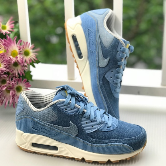 huge discount 4148f e9873 NWT Nike Air Max 90 SE December Sky WMNS